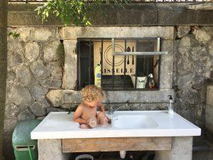 Kleine kinderen en vakantie